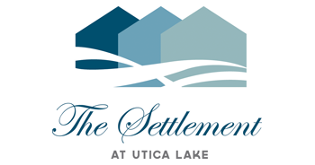 The Settlement at Utica Lake logo