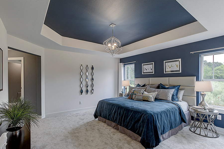 Raise The Bar With Coffered Ceilings Bielinski Homes
