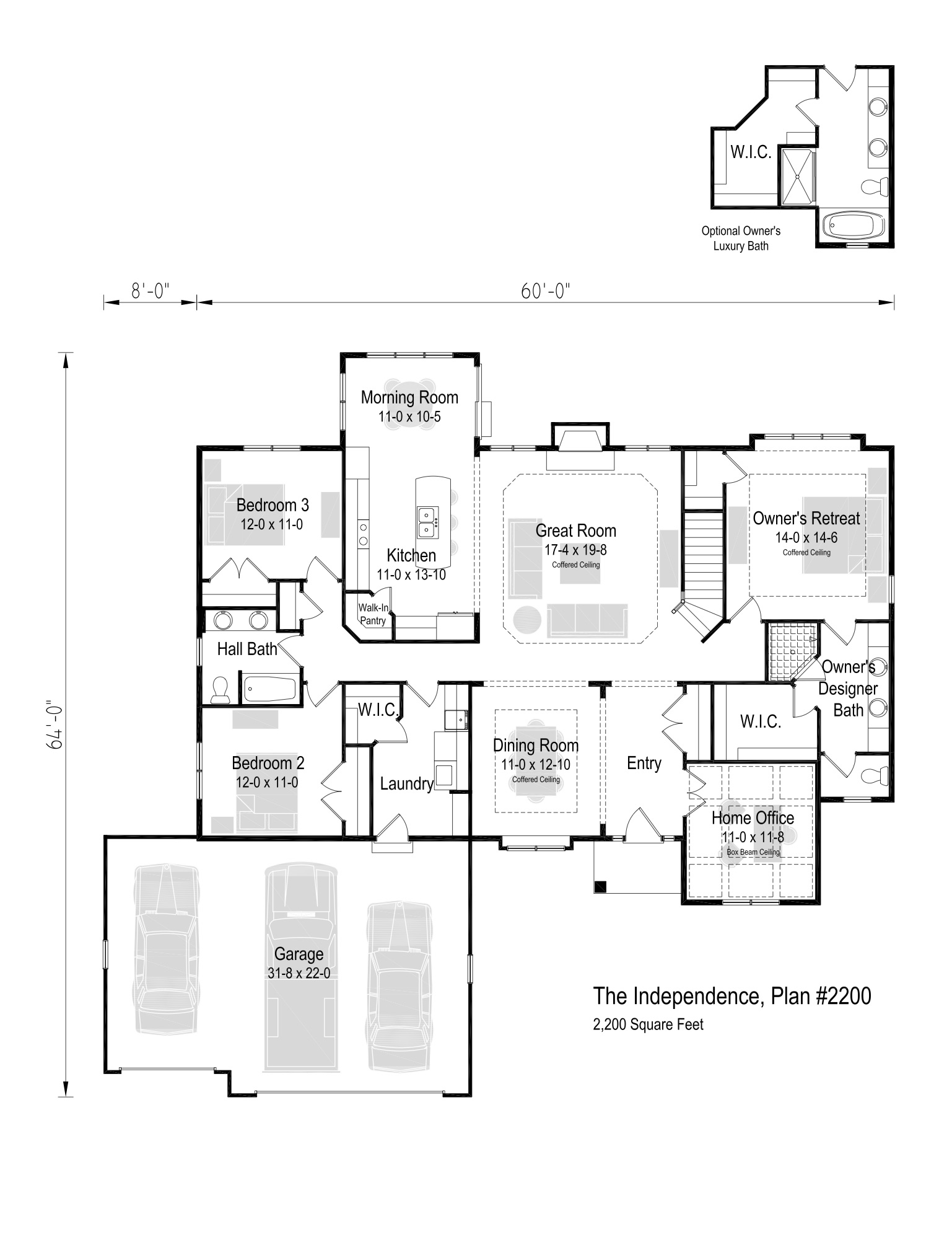 Plan Details Bielinski Homes